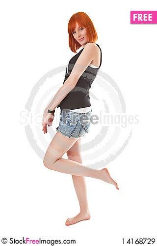 Free Pose Royalty Free Stock Images - 14168729