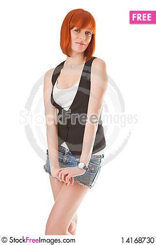 Free Modesty Stock Photo - 14168730