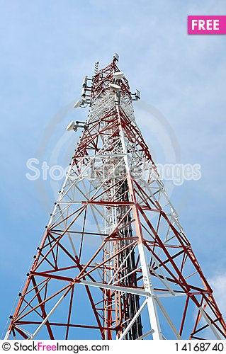 Free Signal Tower Stock Photo - 14168740