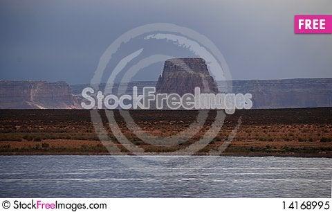 Free Lake Powell Royalty Free Stock Photo - 14168995