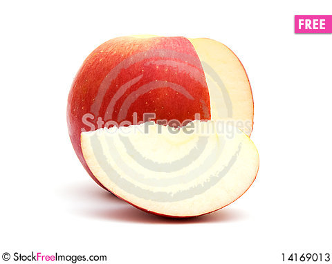 Free Red Apple Stock Photos - 14169013