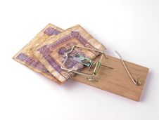 Free Mony Trap. Stock Photography - 14161022