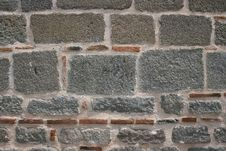 Free Old Stone Wall-Close Up Royalty Free Stock Images - 14161539