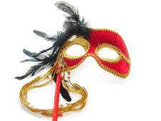 Free Carnival Mask Royalty Free Stock Image - 14161616