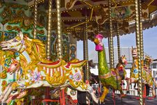 Free Carousel Stock Photo - 14161650