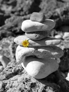 Free Stone Pile Stock Image - 14161751