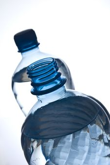 Free Bottles Of Water Royalty Free Stock Images - 14161879