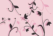 Free Floral Elements Royalty Free Stock Image - 14163176