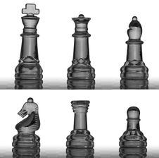 Chess Set Collection: The Best Team Royalty Free Stock Photo