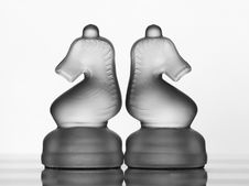Chess Set Collection: The Best Team Stock Photos