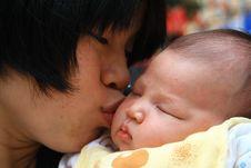 Free Kiss Stock Image - 14165861