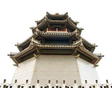 Pagoda. Traditional Chinese Temple Royalty Free Stock Images