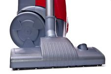 Vacuum Cleaner And Brush Stock Image