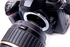 Free Digital Camera Stock Image - 14167491