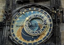 Free Prague Astronomical Clock Stock Photos - 14167573