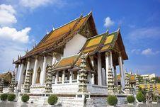 Free Temple Stock Photo - 14168200