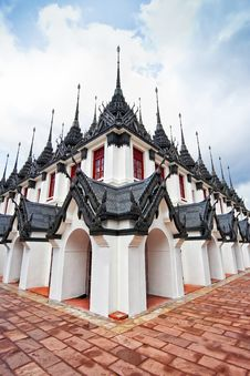 Free Temple Stock Image - 14168211