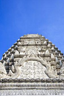 Free Pagoda Royalty Free Stock Image - 14168266