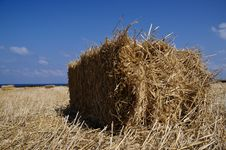 Free Hay Stack Royalty Free Stock Image - 14168566