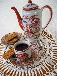 Free Tea Or Coffee Time Royalty Free Stock Photo - 14169305