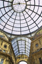 Free Galleria Vittorio Emanuele In Milan Stock Photo - 14171670