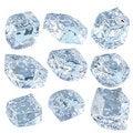 Free Blocks Of Ice Royalty Free Stock Photography - 14177537