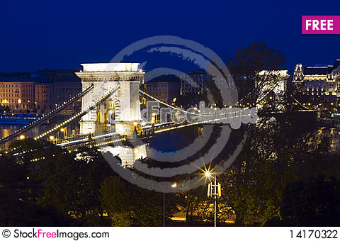 Free Budapest Stock Photography - 14170322