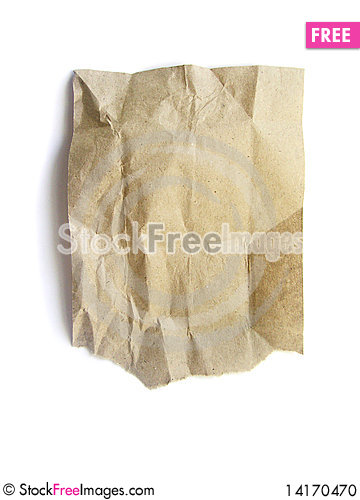 Free A Sheet Of Paper Stock Photo - 14170470