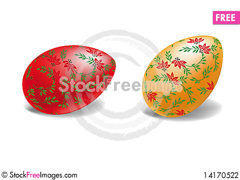 Free Peaster Egg Stock Photography - 14170522