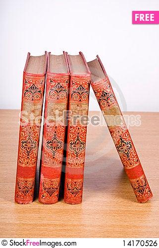 Free Books Royalty Free Stock Image - 14170526