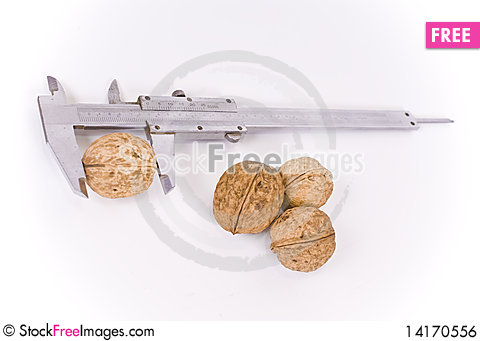 Free Nuts Royalty Free Stock Image - 14170556
