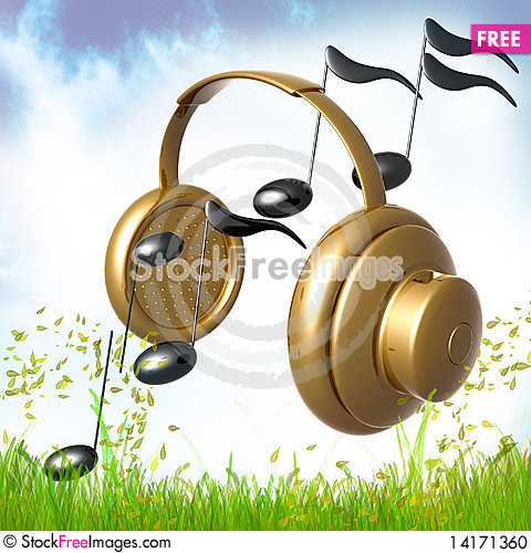 Free Learn Music Note From Books Icon Stock Photo - 14171360