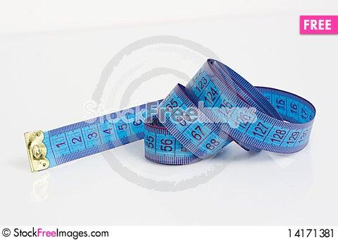 Free Measuring Tape Stock Image - 14171381