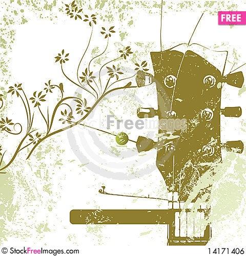 Free Retro Shield Grunge Design Royalty Free Stock Image - 14171406