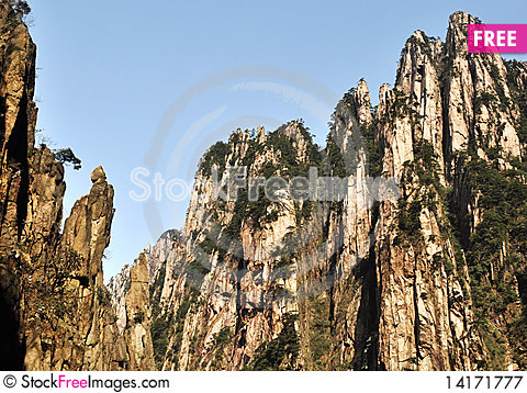 Free Mountains Royalty Free Stock Photography - 14171777