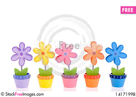 Free Colorful Reminders. Royalty Free Stock Photos - 14171998