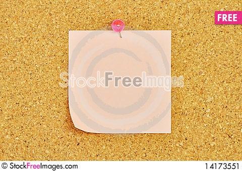Free Post It Stock Image - 14173551