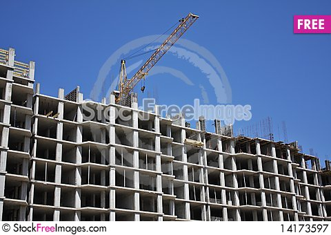 Free Construction Royalty Free Stock Photography - 14173597