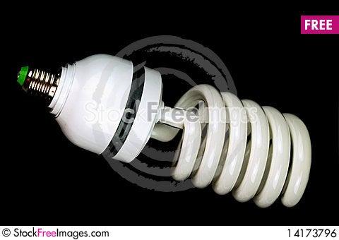 Free Light Bulb Royalty Free Stock Image - 14173796