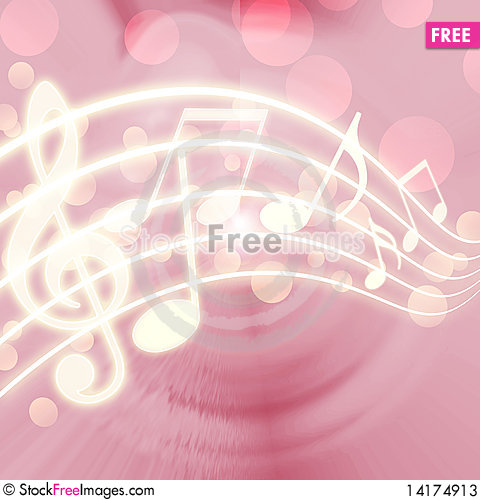 Free Musical Background Stock Photos - 14174913