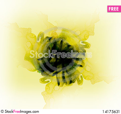 Free Watercolor Background Stock Image - 14175631