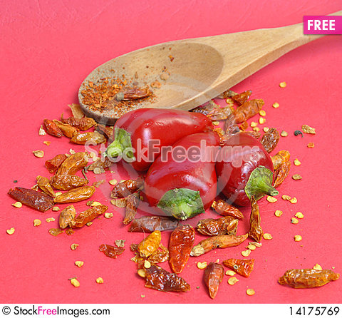 Free Chilli Royalty Free Stock Images - 14175769