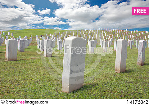 Free Cemetery Stock Photography - 14175842