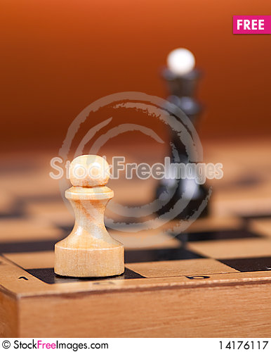 Free Chess Royalty Free Stock Photography - 14176117