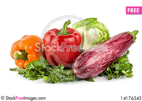 Free Vegetables Composition Stock Photos - 14176343