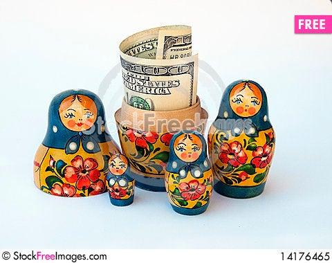 Free More Money! Royalty Free Stock Photo - 14176465