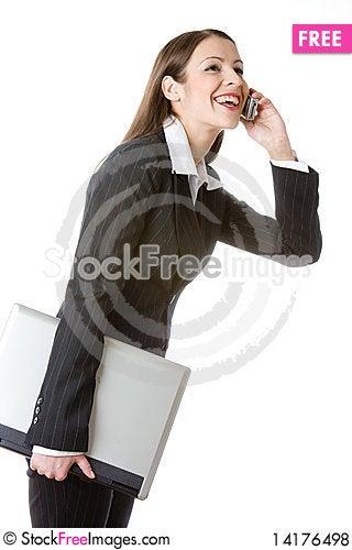 Free Businesswoman Royalty Free Stock Photos - 14176498