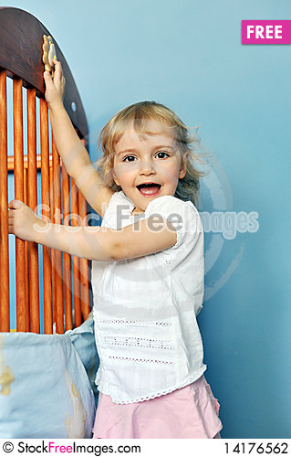 Free Little Girl Stock Photography - 14176562