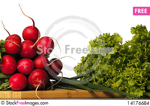 Free Vegetables In Kitchen Isolated Stock Images - 14176684