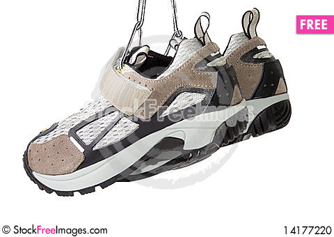 Free Trainers Stock Photo - 14177220